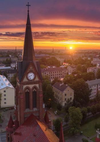 """Jelgavas, Pērnavas un Šauļu sadraudzības foto izstāde """"Baltijai 100"""""""