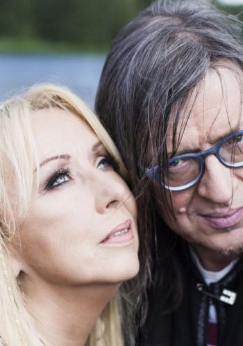 """Ievas Akurateres un Jura Kulakova jubilejas koncerts """"Gandrīz tautasdziesma"""""""