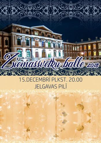 Ziemassvētku balle Jelgavas pilī