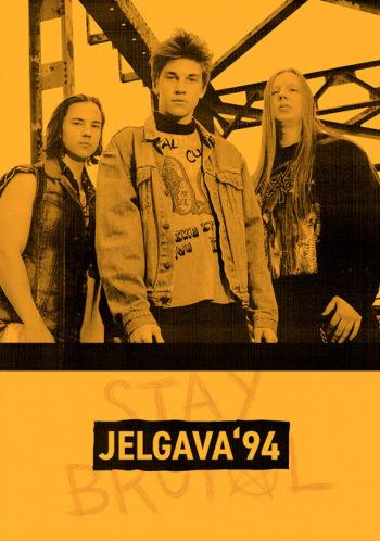 "Spēlfilma ""Jelgava 94"" pirmizrāde"