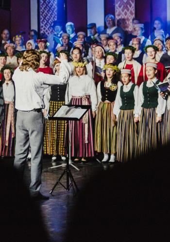 """Svētku lielkoncerts """"Mēs esam Latvija!"""""""
