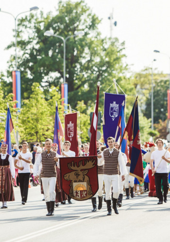 """Jelgavas pilsētas svētki """"Mēs esam Jelgava"""""""
