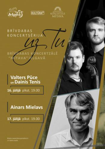 Brīvdabas koncertcikls uz Tu/ Ainars Mielavs