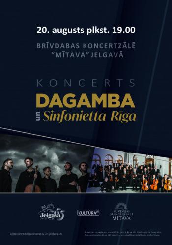 Dagamba un Sinfonietta Riga