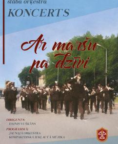 "NBS orķestra koncerti ""Ar maršu pa dzīvi"""