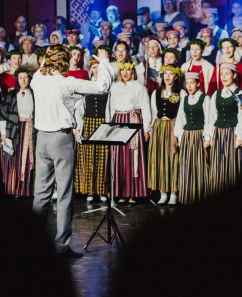 Jelgavas pilsētas koru skate