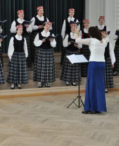 Jelgavas apriņķa koru skate