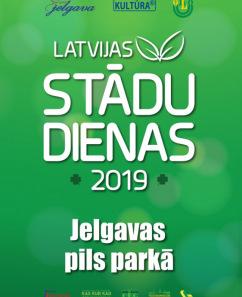 Stādu dienas Jelgavā 2019