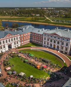 Stādu dienas Jelgavā 2018