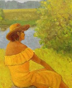 Tautas gleznošanas studijas plenēra un vasaras darbu izstāde