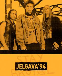 """Spēlfilma """"Jelgava 94"""""""
