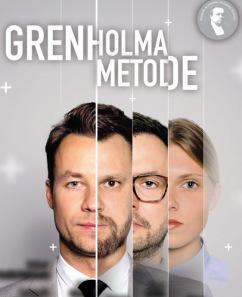 "Ā.Alunāna Jelgavas teātra izrāde ""Grenholma metode"""