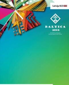 """""""Baltica 2018"""". Novadu diena Jelgavā. Vasaras saulgrieži."""