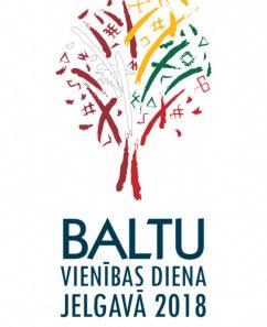 Baltu vienības diena Jelgavā