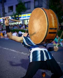 """""""Wa-League"""" (Japāna) japāņu tradicionālo Taiko bungu un šamisena koncerts"""