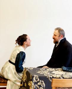 """VEF Teātra viesizrāde N.Gogolis """"Precības"""". Komēdija."""