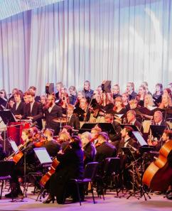 Koncerts / Mocarts, Riše un Četri gadalaiki Buenosairesā