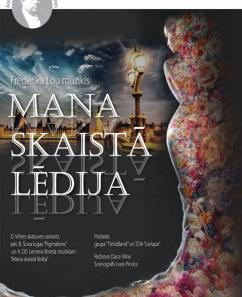 """Ā.Alunāna Jelgavas teātra izrāde Frederika Lou mūzikls """"Mana skaistā lēdija"""""""