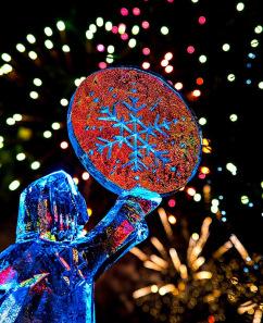 22. Starptautiskais Ledus skulptūru festivāls