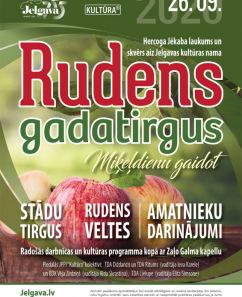 """RUDENS GADATIRGUS """"MIĶEĻDIENU GAIDOT"""""""