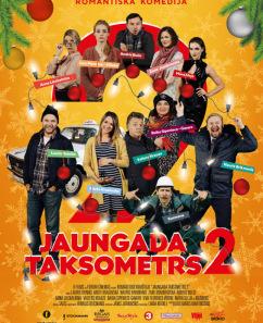 """KINO  -  """"JAUNGADA TAKSOMETRS -2"""""""