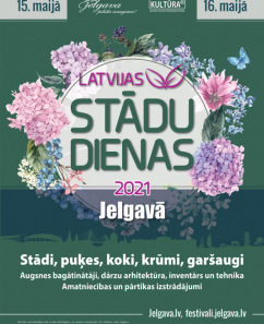 Latvijas Stādu dienas Jelgavā