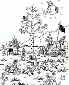 """Alda Feldmaņa karikatūras """"Ar smaidu pa dzīvi"""" un Aijas Feldmanes """"Dimantu gleznas dvēselei"""""""