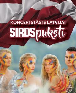 SIRDSPUKSTI | svētku koncertuzvedums
