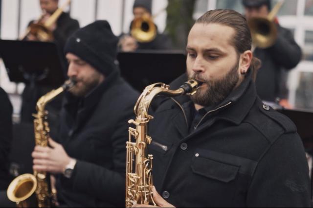 Starptautiskā džeza diena Jelgavā /2021
